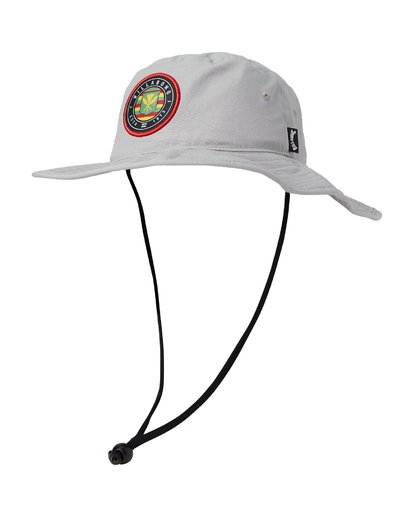 0 Big John Native Tech Hat Orange MAHW1BNR Billabong