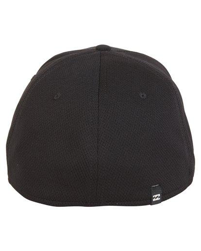 2 Performance Stretch Hat Black MAHW1BPE Billabong