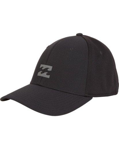 1 Performance Stretch Hat Black MAHW1BPE Billabong