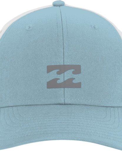 2 Performance Stretch Hat Blue MAHW1BPE Billabong