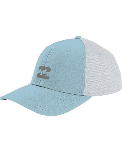 1 Performance Stretch Hat Blue MAHW1BPE Billabong