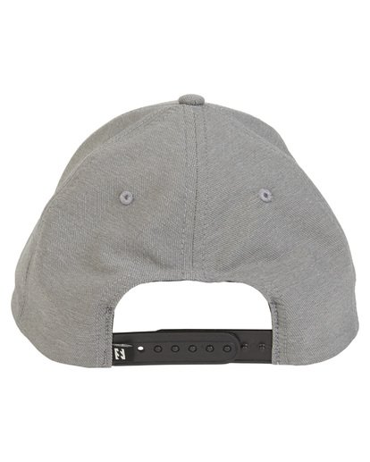 2 Surftrek Snapback Grey MAHW1BSN Billabong