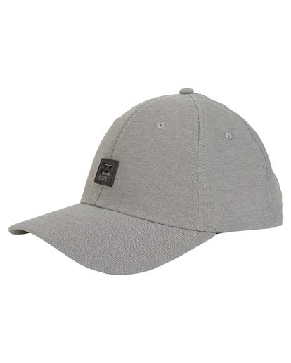 0 Surftrek Snapback Grey MAHW1BSN Billabong