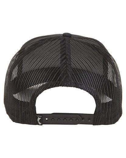 2 Stacked Trucker Black MAHW1BST Billabong