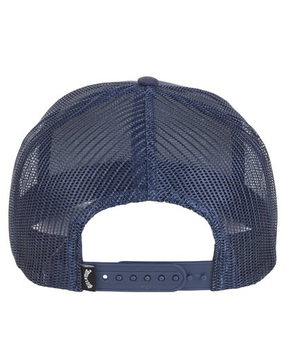 2 Stacked Trucker Blue MAHW1BST Billabong