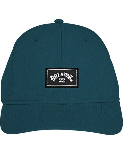 1 Surftrek Stretch Hat Blue MAHW1BSU Billabong