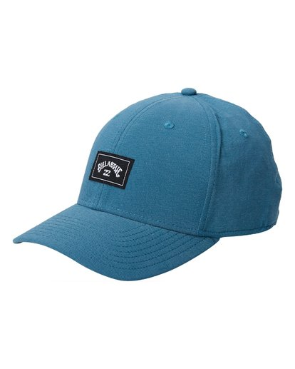 0 Surftrek Stretch Hat Blue MAHW1BSU Billabong