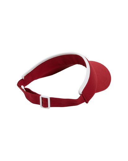 2 Stubbies Visor Red MAHW1BTR Billabong