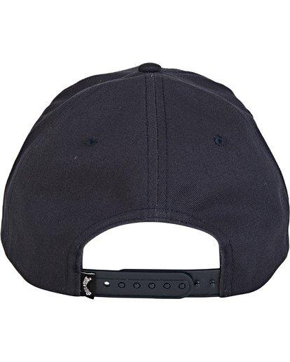 2 Breezeway Snapback Hat Blue MAHW2BBE Billabong