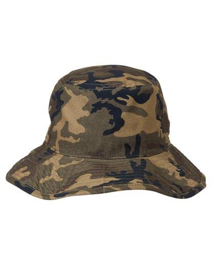 2 Big John Print Hat Black MAHW2BBP Billabong