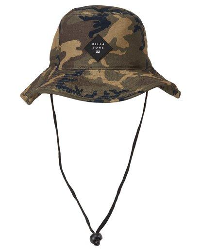 1 Big John Print Hat Black MAHW2BBP Billabong