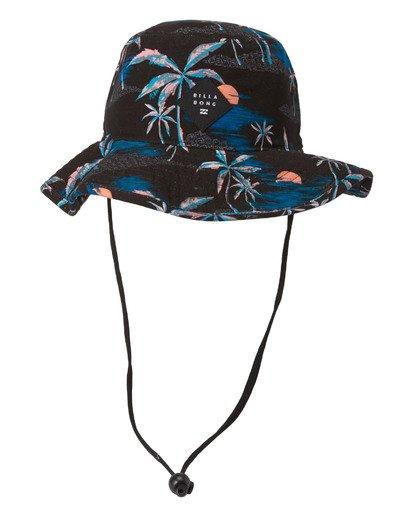 3 Big John Print Hat Blue MAHW2BBP Billabong