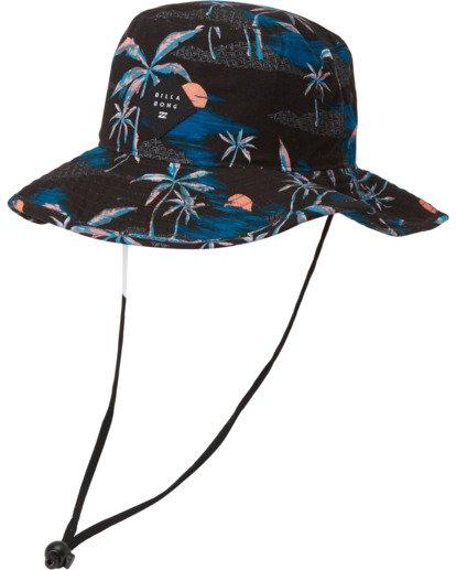 1 Big John Print Hat Blue MAHW2BBP Billabong
