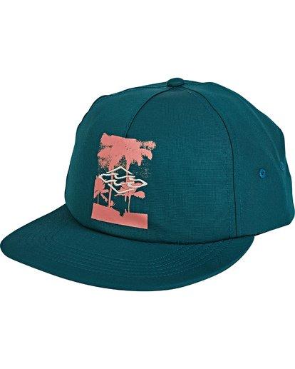 0 Dropout Hat Blue MAHW2BDR Billabong