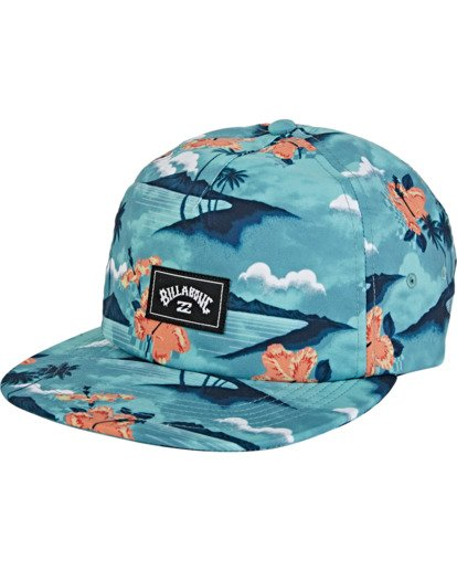 1 Jetty Hat Blue MAHW2BJE Billabong