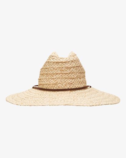 2 Jonesy Hat White MAHW2BJO Billabong