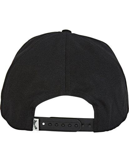 2 Lorax Snapback Hat Black MAHW2BLO Billabong