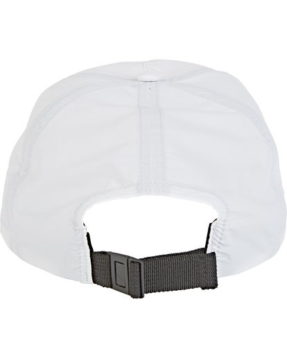 2 Sweeper Hat White MAHW2BSW Billabong