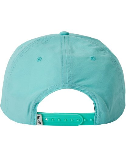 3 Wallie Hat Green MAHW2BWR Billabong