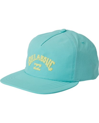 1 Wallie Hat Green MAHW2BWR Billabong