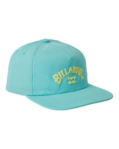 2 Wallie Hat Green MAHW2BWR Billabong