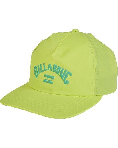 0 Wallie Hat Black MAHW2BWR Billabong