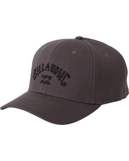 1 Arch Stretch Hat Grey MAHW3BAR Billabong