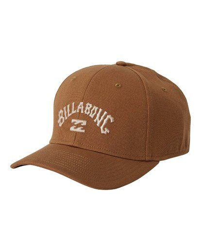 0 Arch Stretch Hat Beige MAHW3BAR Billabong