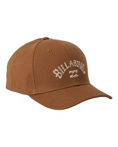 2 Arch Stretch Hat Beige MAHW3BAR Billabong