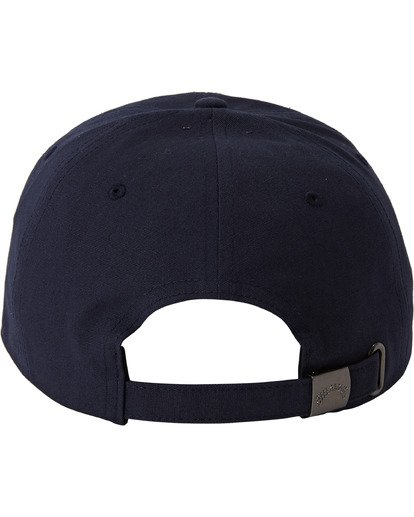 3 Adiv Snapback Hat Blue MAHW3BAS Billabong