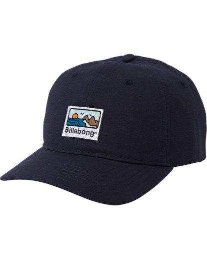 1 Adiv Snapback Hat Blue MAHW3BAS Billabong
