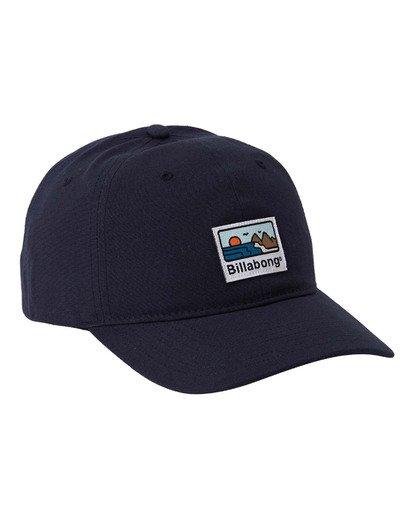 2 Adiv Snapback Hat Blue MAHW3BAS Billabong