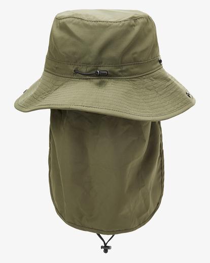 3 A/Div Big John Safari Hat Brown MAHW3BBA Billabong