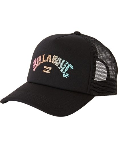 1 Layoff Hat Black MAHW3BLA Billabong