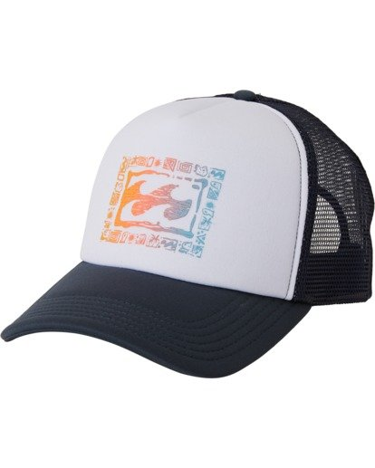 1 Layoff Hat Blue MAHW3BLA Billabong
