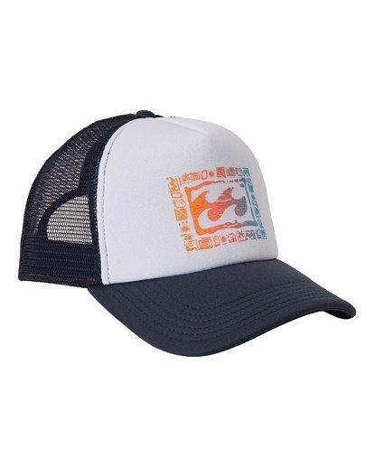 2 Layoff Hat Blue MAHW3BLA Billabong