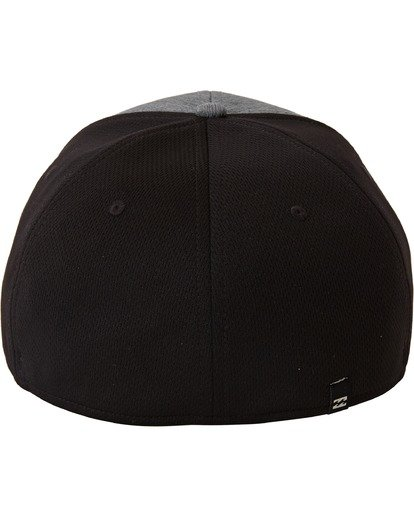 2 Lo Tide Stretch Hat Grey MAHW3BLO Billabong