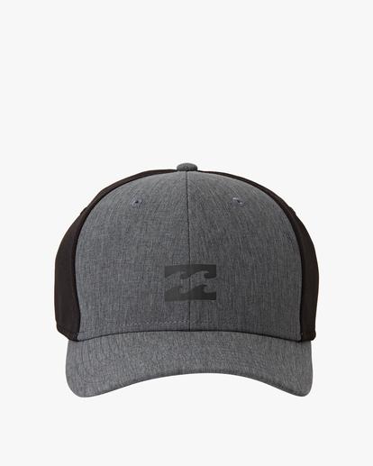 1 Lo Tides Stretch Hat Grey MAHW3BLO Billabong