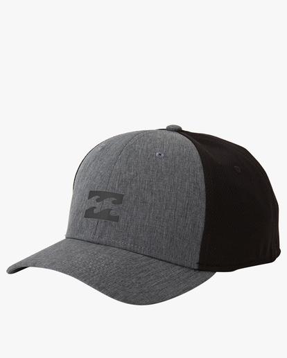 0 Lo Tide Stretch Hat Grey MAHW3BLO Billabong