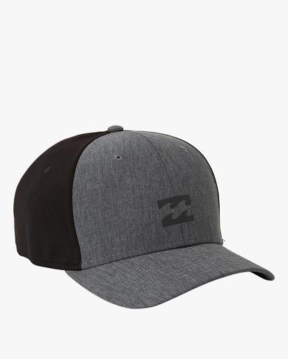 1 Lo Tide Stretch Hat Grey MAHW3BLO Billabong