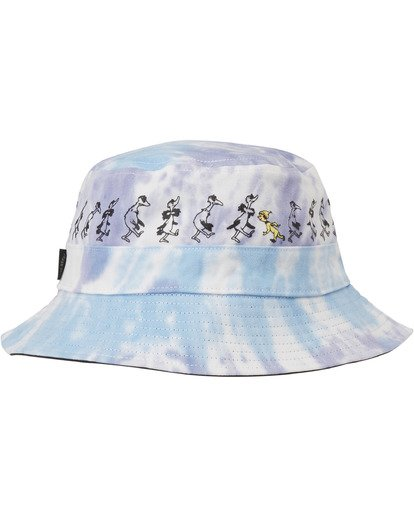 3 Oh The Places Sun Hat Black MAHW3BOH Billabong