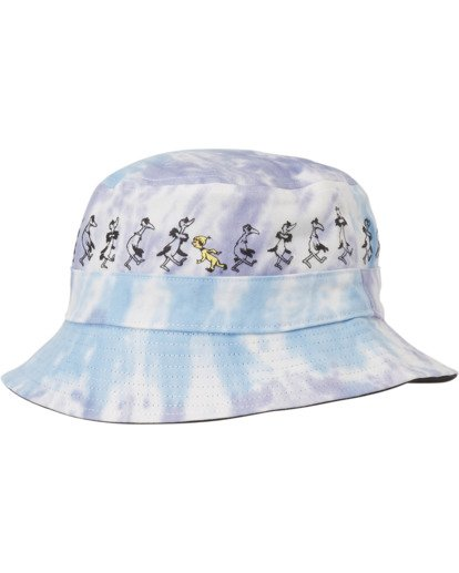 1 Oh The Places Sun Hat Black MAHW3BOH Billabong