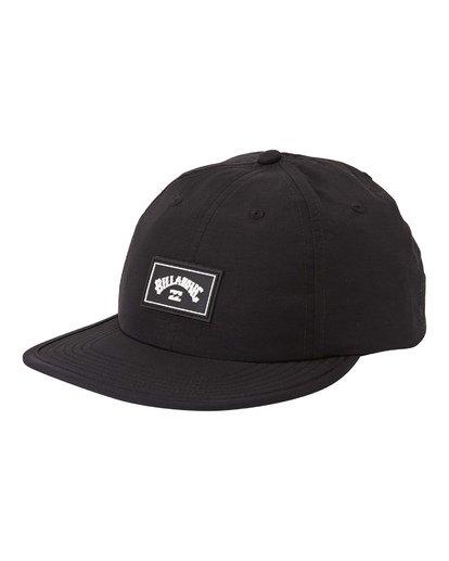 0 Platform Spin Hat Black MAHW3BPS Billabong