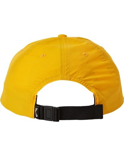 3 Platform Spin Hat Yellow MAHW3BPS Billabong