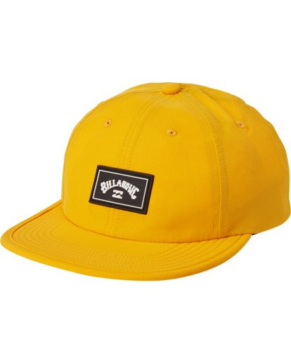1 Platform Spin Hat Yellow MAHW3BPS Billabong