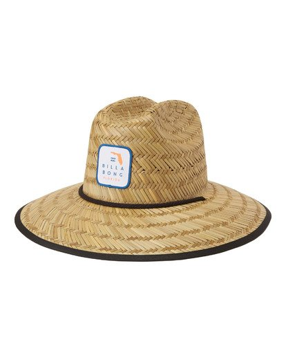0 Tides Destination Hat Multicolor MAHW3BTD Billabong