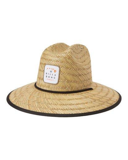 0 Tides Hawaii Hat Orange MAHW3BTD Billabong