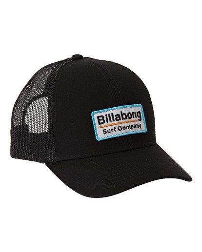 2 Walled Trucker Hat Black MAHW3BWA Billabong