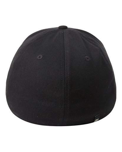 3 Walled Stretch Hat Black MAHW3BWD Billabong