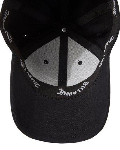 4 Walled Stretch Hat Black MAHW3BWD Billabong